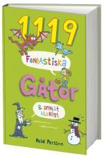 1119 Fantastiska Gåtor & Annat Klurigt
