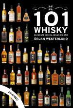 101 Whisky Du Måste Dricka Innan Du Dör - 2016/2017