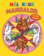 Målarbok Mandalor