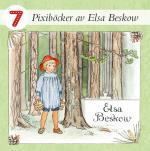 7 Pixiböcker Av Elsa Beskow