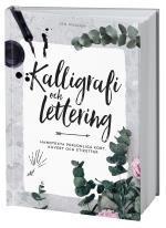 Kalligrafi Och Lettering - Handtexta Personliga Kort, Kuvert Och Etiketter