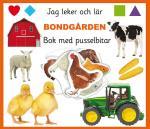 Bondgården - Bok Med Pusselbitar