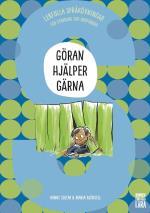 Göran Hjälper Gärna - Lekfulla Språkövningar För Stavning Och Ordförråd