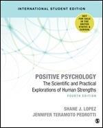 Positive Psychology  (international Student Edition)