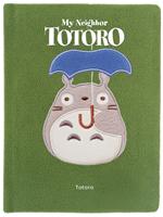 My Neighbor Totoro- Totoro Plush Journal