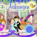 Askungen - Bok Med Ljud
