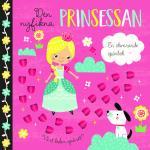 Den Nyfikna Prinsessan - En Skimrande Spårbok