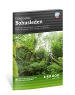 Friluftsatlas Bohusleden 1-50 000