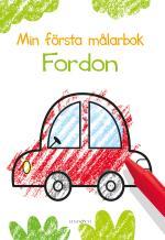 Min Första Målarbok - Fordon