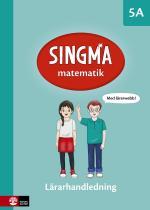 Singma Matematik 5a Lärarhandledning Med Lärarwebb
