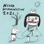 Nina Hemmingsson Almanacka 2021