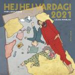 Hej Hej Vardag! Familjekalender 2021