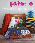 Magisk Stickning - Från Filmerna Om Harry Potter - Den Officiella Boken Med Stickbeskrivningar