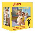 Pippi Kan Allt - Pekbok Och Kubpussel