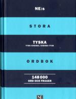 Ne-s Stora Tyska Ordbok 148.000 Ord Och Fraser