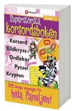 Superstörsta Korsordsboken