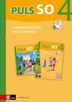 Puls So Åk 4 Lärarhandledning Med Lärarwebb