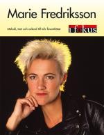 Marie Fredriksson I Fokus - Melodi, Text Och Ackord Till Tolv Favoritlåtar