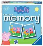 Memory Peppa Pig - Greta Gris