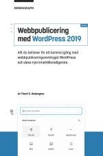 Webbpublicering Med Wordpress 2019