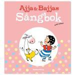 Ajja & Bajjas Sångbok Med Noter