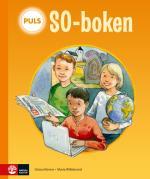 Puls So-boken 1-3 Grundbok, Andra Upplagan