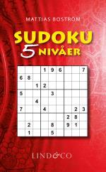 Sudoku - 5 Nivåer