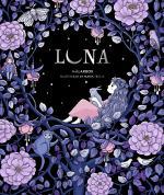 Luna - Målarbok
