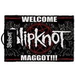 Dörrmatta Slipknot/Welcome maggot