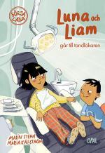 Luna Och Liam Går Till Tandläkaren