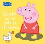Greta Och De Guldiga Stövlarna