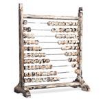 Kulram Zack Abacus / 16 x 70 x 64 cm