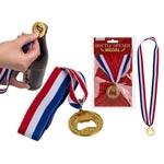 Flasköppnare / Medalj