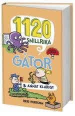 1120 Snillrika Gåtor & Annat Klurigt