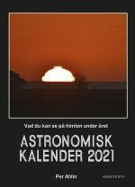Astronomisk Kalender 2021 - Vad Du Kan Se På Himlen Under Året