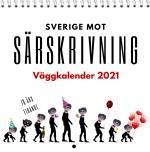 Sverige Mot Särskrivning - Väggkalender 2021