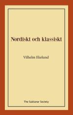 Nordiskt Och Klassiskt