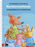 Kompisböcker Baserade På Barnkonventionen - Handledning Och Inspiration