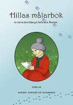 På Resa Längs Torneälven (bok + Målarbok)