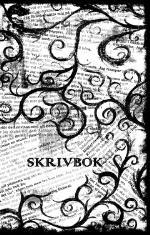 Skrivbok - Vintage