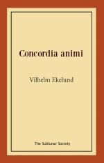 Concordia Animi