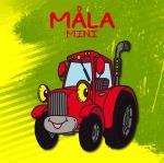 Måla Mini. Traktor