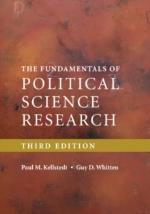 Fundamentals Political Sci Res 3ed