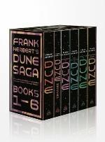 Frank Herbert`s Dune Saga 6-book Boxed Set