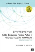 Citizen Politics - International Student Edition - Public Opinion And Polit
