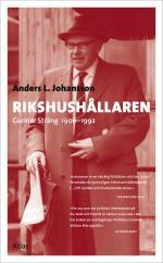Rikshushållaren - Gunnar Sträng 1906-1992