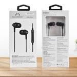 Hörlur In-Ear SoundMAGIC ES30CC med mik / Black