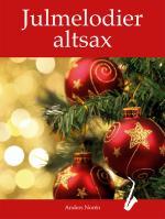 Julmelodier Altsax