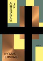 Fyra Kortromaner - Amras ; Ungenach ; Watten ; Billigätarna