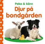 Peka Och Känn - Djur På Bondgården